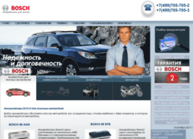 Boschbatteries.ru thumbnail