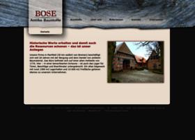 Bose-antike-baustoffe.de thumbnail