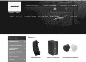 Bose-audio.pro thumbnail