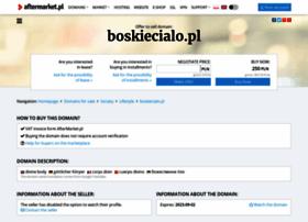 Boskiecialo.pl thumbnail