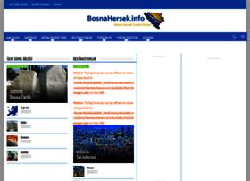 Bosnahersek.info thumbnail