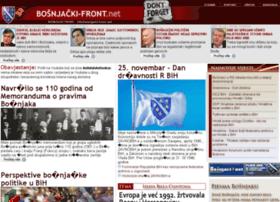 Bosnjacki-front.net thumbnail