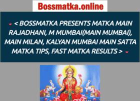 Bossmatka.online thumbnail