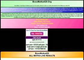 Bossmatka420.org thumbnail