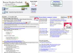 Bostonheights.org thumbnail