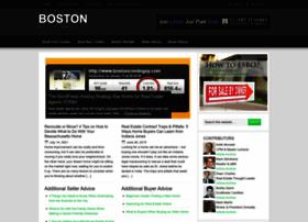 Bostonrealestateobserver.com thumbnail