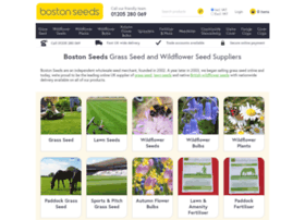 Bostonseeds.co.uk thumbnail