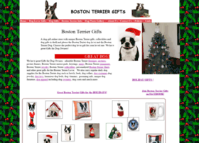Bostonterriergifts.com thumbnail
