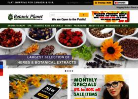 Botanicplanet.ca thumbnail