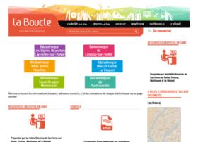 Boucledesmediatheques.fr thumbnail