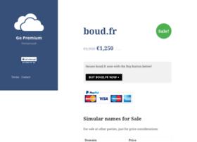 Boud.fr thumbnail
