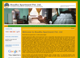 Boudhaapartment.com thumbnail
