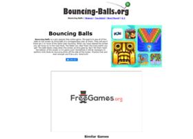 Bouncing-balls.org thumbnail