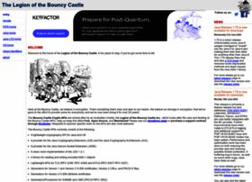 Bouncycastle.org thumbnail