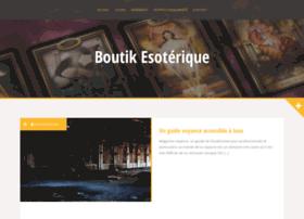 Boutik-esoterique.fr thumbnail