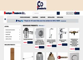 Boutique-plomberie.fr thumbnail