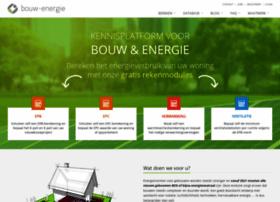 Bouw-energie.be thumbnail
