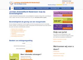 Boventallig.nl thumbnail