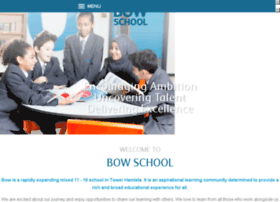 Bow-school.org.uk thumbnail