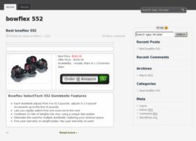 Bowflex-552.us thumbnail