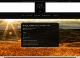 Boydfinancialservices.net thumbnail
