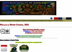Boyscouts-marin.org thumbnail