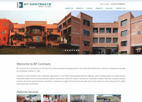 Bpcontracts.in thumbnail