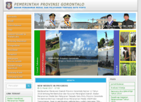 Bpmptsp.gorontaloprov.go.id thumbnail