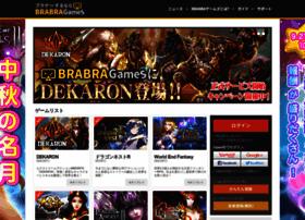 Brabragames.jp thumbnail