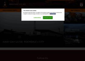 Bradfordcityfc.co.uk thumbnail