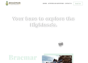 Braemarholidays.co.uk thumbnail