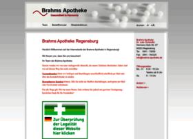 Brahms-apotheke.de thumbnail