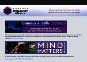 Braininjurymn.org thumbnail