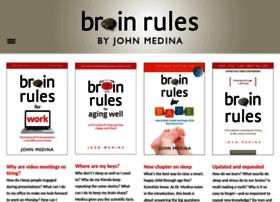 Brainrules.net thumbnail