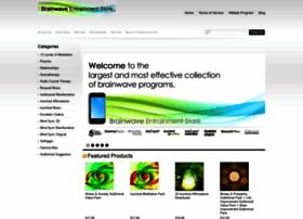 Brainwaveentrainmentstore.net thumbnail