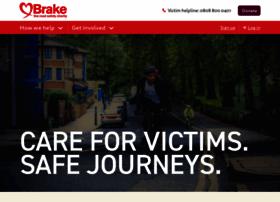 Brake.org.uk thumbnail