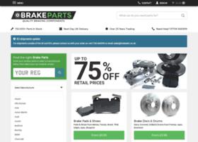Brakeparts.co.uk thumbnail