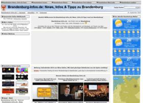 Brandenburg-infos.de thumbnail