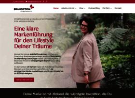Brandiction.de thumbnail