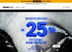 Brandsales.lt thumbnail