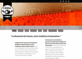 Brasseriedecazeau.be thumbnail