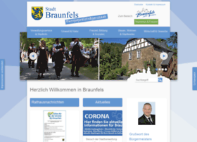 Braunfels.de thumbnail