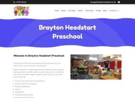 Brayton-headstart.co.uk thumbnail