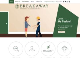 Breakawaystaffing.ca thumbnail