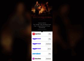 Breakingdawnsoundtrack.com thumbnail
