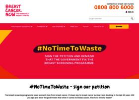 Breastcancercare.org.uk thumbnail