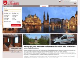 Bremer-privathotels.de thumbnail