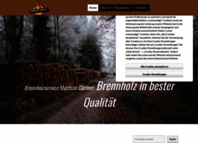 Brennholzservice-gaertner.de thumbnail