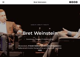 Bretweinstein.net thumbnail