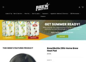 Brew2bottle.co.uk thumbnail